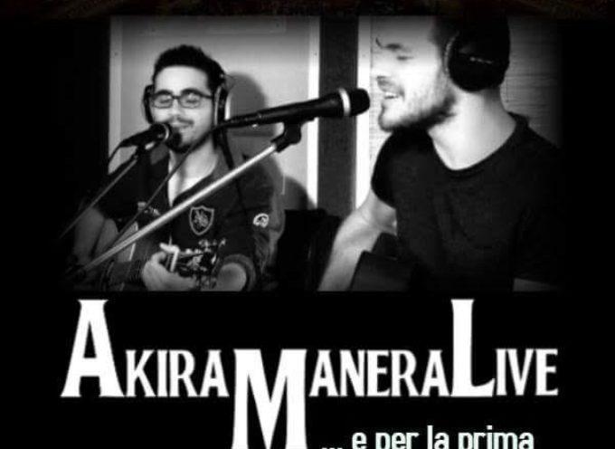 """al  Teatro Alfieri di Castelnuovo di Garfagnana,  si terrà il concerto del gruppo musicale """"AKIRA MANERA""""."""