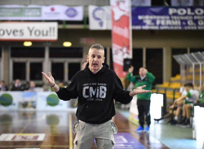 Il commento di coach Giuseppe Piazza dopo la vittoria sulla Folgore Fucecchio: