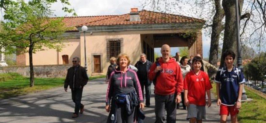 """Il 6 aprile a Lucca il primo corso di formazione per """"capo passeggiata"""" (walking leader"""")"""