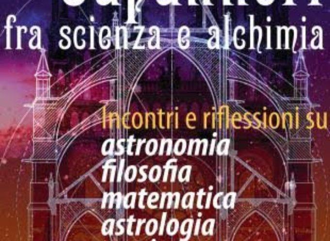 VENERDI' 10 MARZO AD ARTEMISIA UN SEMINARIO-CONFERENZA SULL'ALCHIMIA