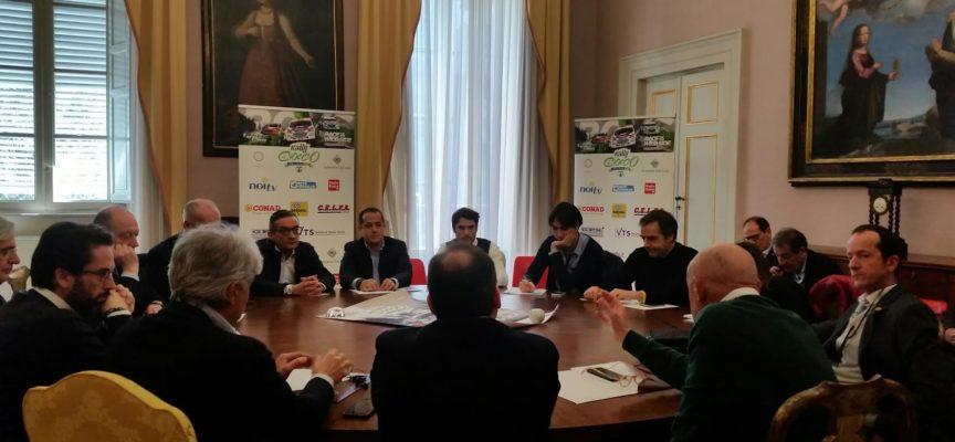 Rally Il Ciocco e Valle del Serchio: stamani la presentazione a Lucca