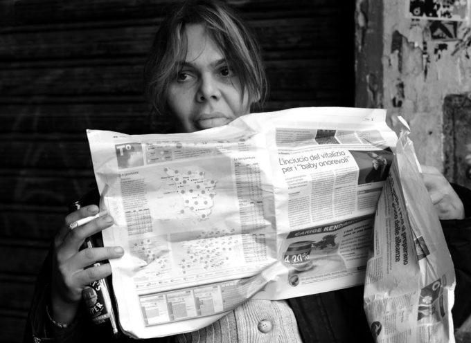 STRIKE: L'UMANITÀ CONTEMPORANEA SECONDO LUCIO TRIZZINO A SERAVEZZA