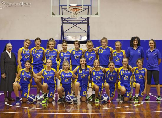 PORCARI – 2° fase Campionato Regionale Under 13 Femminile