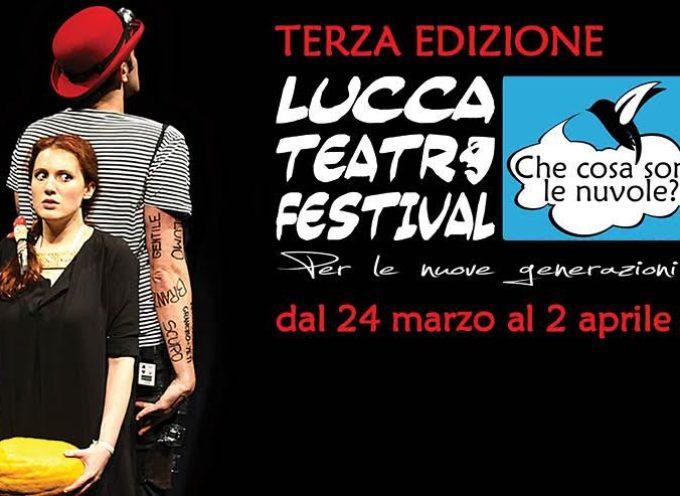 """""""LUCCA TEATRO FESTIVAL 2017 – CHE COSA SONO LE NUVOLE?"""""""
