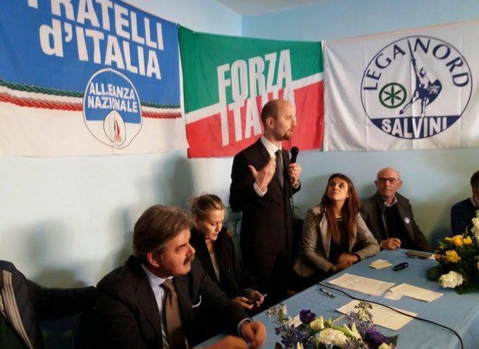 BAGNI DI LUCCA, FRATELLI D'ITALIA PER CLAUDIO GEMIIGNANI