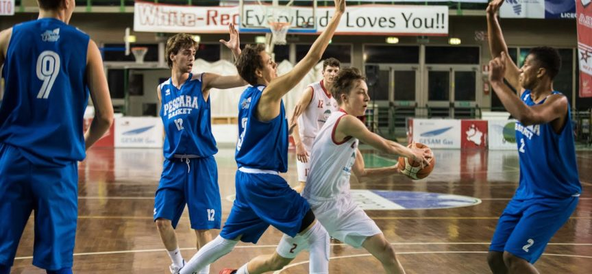 La Lombardi Lucca supera Pescara nella seconda giornata della fase interregionale Under 18