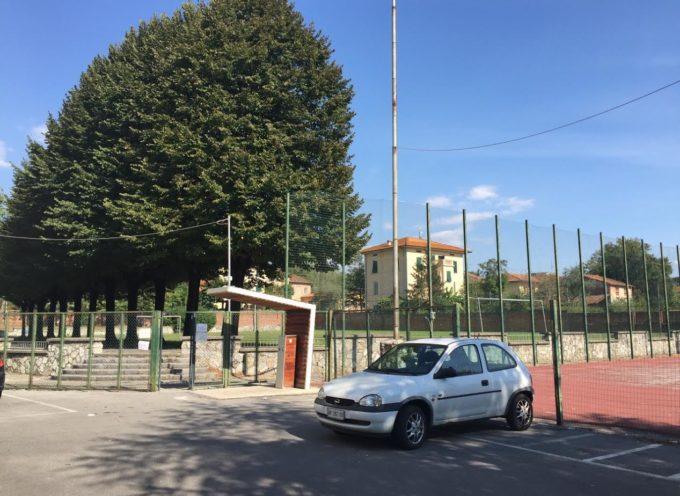 Restyling dell'area esterna del Cavanis: campetti da calcetto, basket, pallavolo e tennis