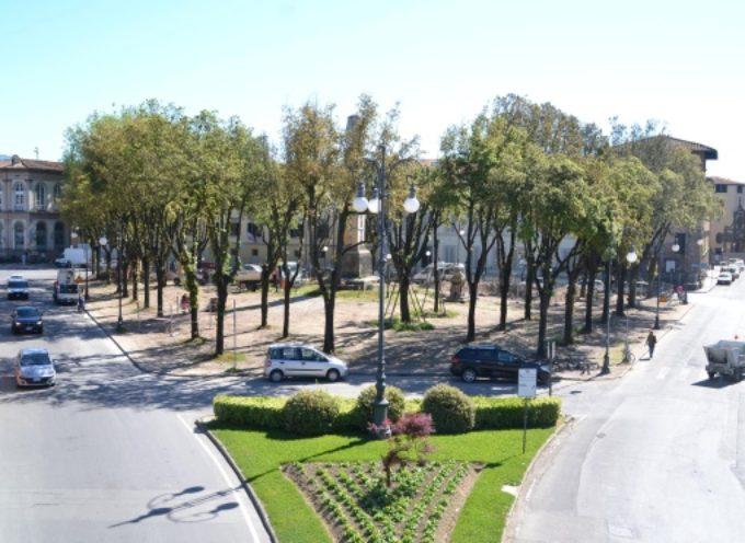 Piazzale Verdi – Parco della Rimembranza: al via gli interventi di manutenzione straordinaria