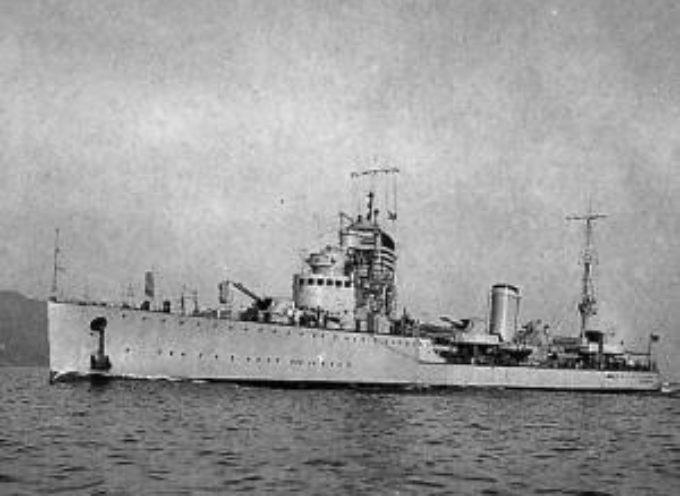 16 Aprile 1941, la tragedia del Convoglio Tarigo