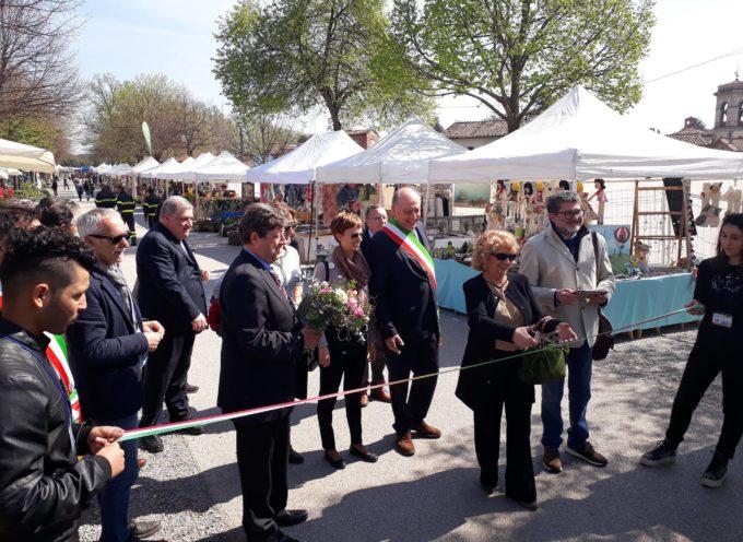 LUCCA – Successo anche quest'anno per Verdemura con 18.000 visitatori.