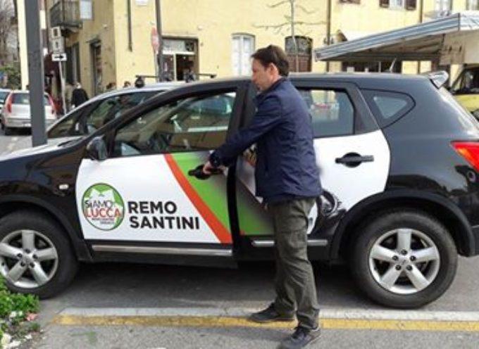 """"""" Tambellini e compagni cambino tono e rispettino Santini"""""""