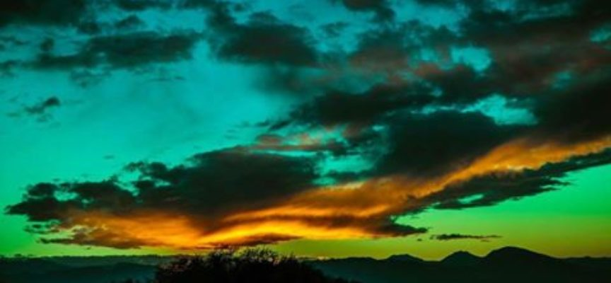 il meteo in valle da mercoledi a venerdi