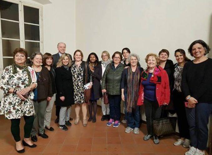 IL SINDACO DI LUCCA – Il mio ringraziamento alle componenti della Commissione Pari Opportunità.