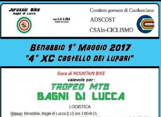 """4° Trofeo Castello dei Lupari"" :: gara di Mountain Bike"