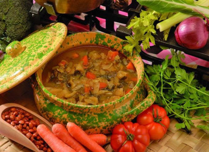 Ricetta della zuppa frantoiana, della piana lucchese