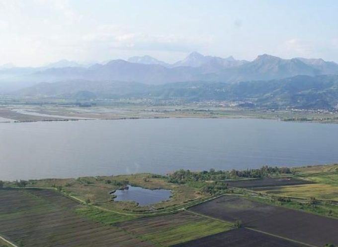 "Lago di Massaciuccoli, ""Tubone"" del Serchio"
