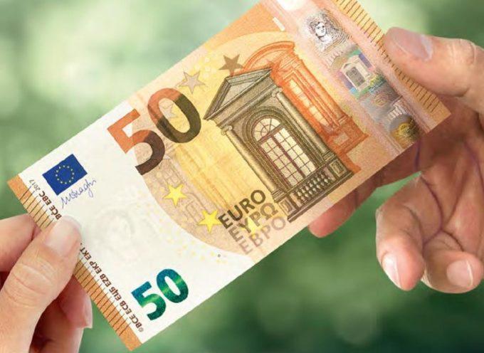 ECCO IL TRUCCO DIETRO L'INTRODUZIONE DELLA NUOVA BANCONOTA DA 50 EURO