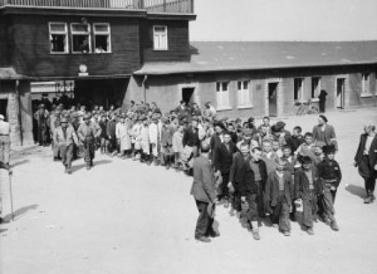 ACCADDE OGGI –  11 aprile 1945, le truppe americane entrano nel Campo di concentramento di Buchenwald