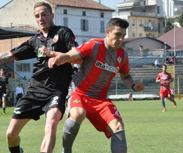 la lucchese torna sconfitta  – Cremonese 1 Lucchese 0