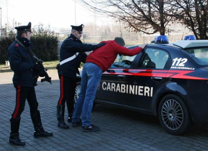 Arrestato dai  Carabinieri di Altopascio, per evasione dai domiciliari