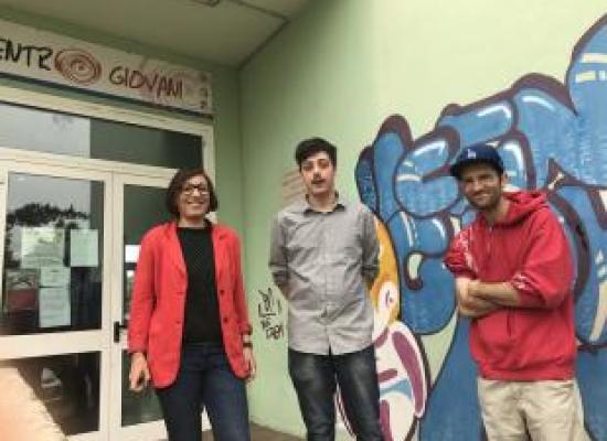 Al via al Centro Giovani di Santa Margherita un corso gratuito di Street Art