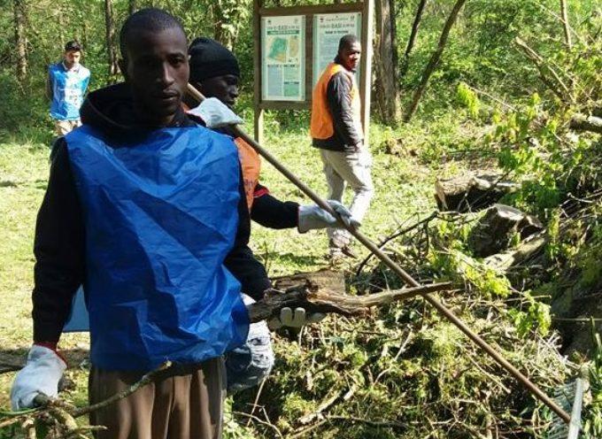capannori – Quando la sicurezza ambientale diventa occasione di accoglienza ed integrazione: all'oasi del bottaccio