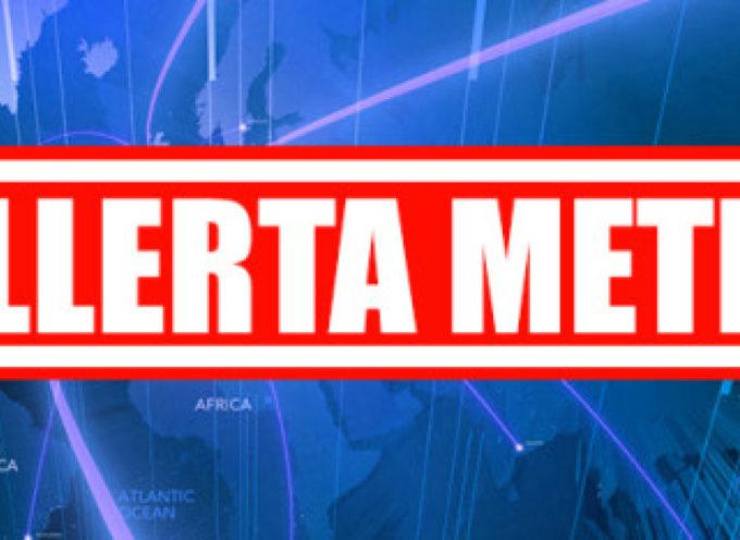 ALLERTA METEO dalle ore 00.00 alle ore 23.59 di Mercoledì 26 Aprile 2017 sul territorio lucchese