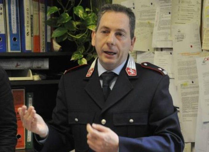 Il sindaco revoca l'incarico di dirigente della Polizia municipale