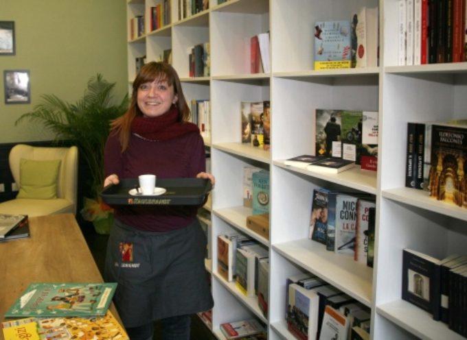 caffe' letterario si presenta il libro la lettera e lo spirito