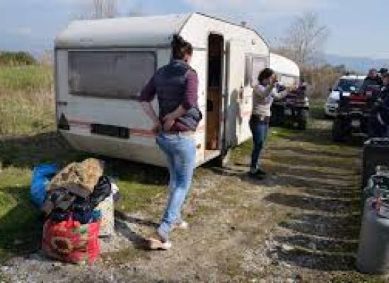 Tambellini sul campo rom non dice la verità