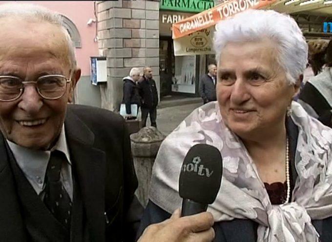 """Pieve Fosciana, in San Giovanni la festa delle coppie """"inossidabili"""""""