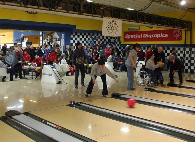 domenica 30 aprile e 1 maggio meeting regionale bowling a lucca Special Olympics