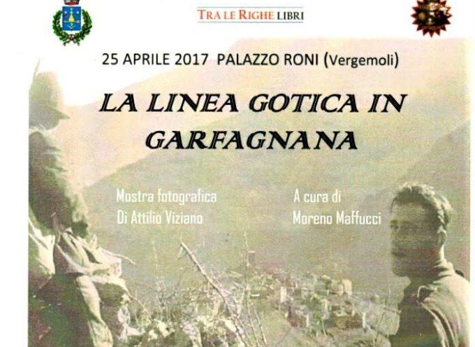 Inaugura il 25 Aprile a Vergemoli la mostra Fotografica sulla Linea Gotica.