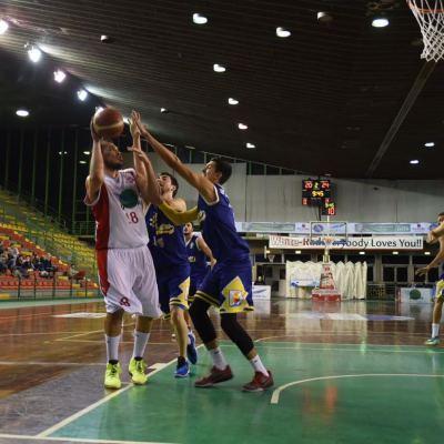 Domenica al Palatagliate la Geonova inizia i playoff contro la Libertas Livorno
