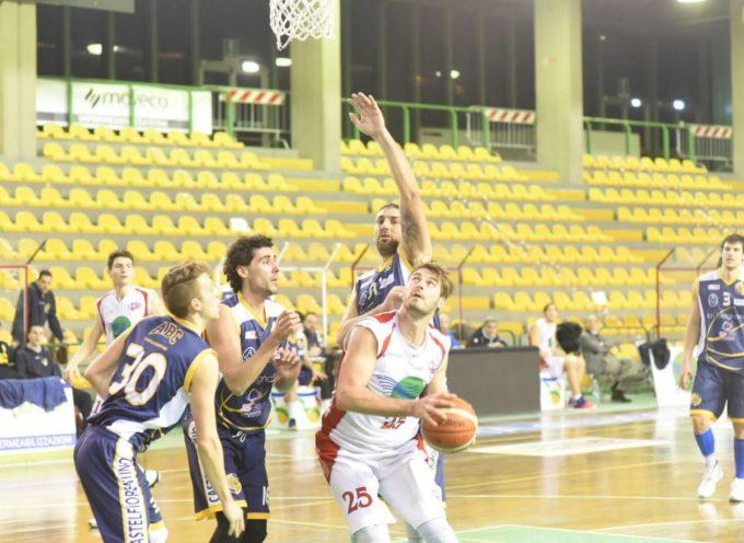 La Geonova a Castelfiorentino alla ricerca del terzo posto in stagione regolare