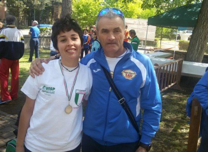 ALTOPASCIO SULLA VETTA D'ITALIA CON LA PODISTICA