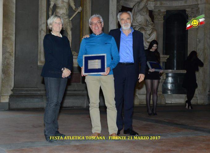 G.S. Orecchiella premiata a Palazzo Vecchio