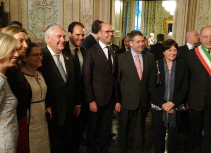 """lucca – G7: """"Chiediamo di  costruire con voi la globalizzazione della pace"""""""