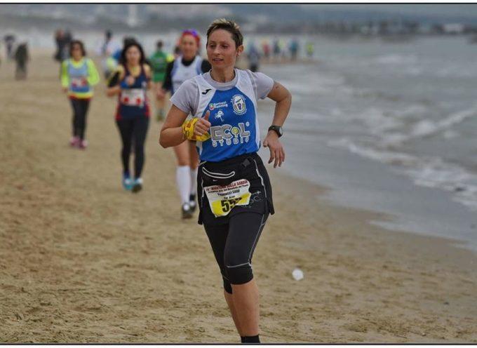 """Sara Paganucci, Ultrarunner del G.S. Orecchiella alla mitica """"Marathon des Sables"""":"""