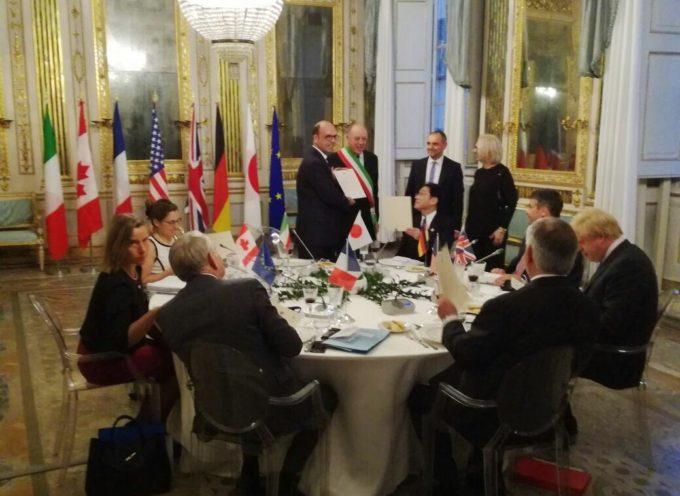 Si è conclusa con la conferenza stampa del Ministro Alfano, la riunione dei Ministri degli Esteri del G7