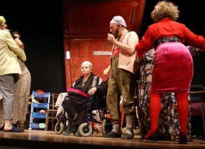"""Domenica al  Teatro Comunale """"Idelfonso Nieri"""" di Ponte a Moriano"""
