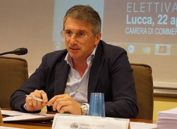 GIANNECCHINI CONFERMATO PRESIDENTE CNA LUCCA