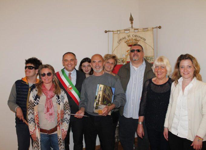 UNIONE ITALIANA CIECHI ED IPOVEDENTI, UNA MEDAGLIA PER I 50 ANNI DI ISCRIZIONE DI MARIANO VELLUTINI