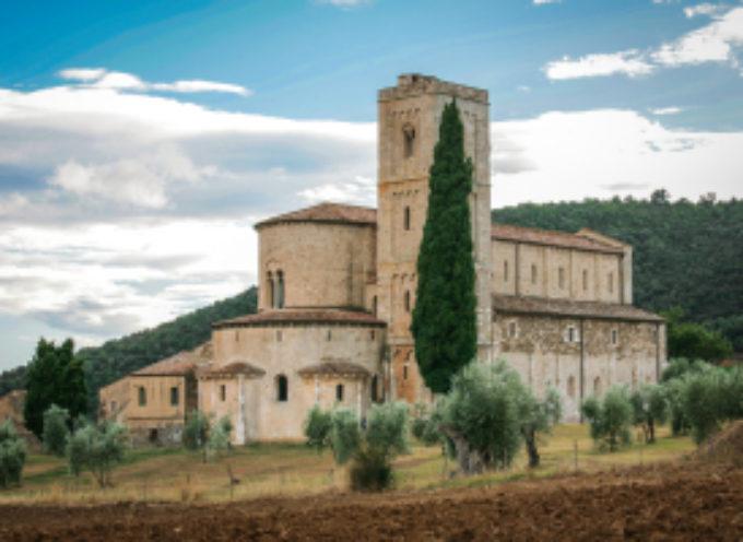 Il Santo del giorno, 11 Maggio: S. Antimo, e la sua splendida abbazia di Montalcino – Rachele,
