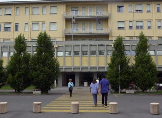 problema al centralino dell'ospedale di Lucca e della a Cittadella della a Salute