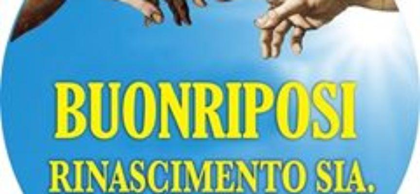 Buonriposi-Rinascimento sia: firme per la Lista e nuovi servizi.