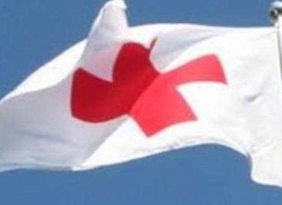 Consegna delle bandiere della Croce Rossa Italiana –  A BAGNI DI LUCCA
