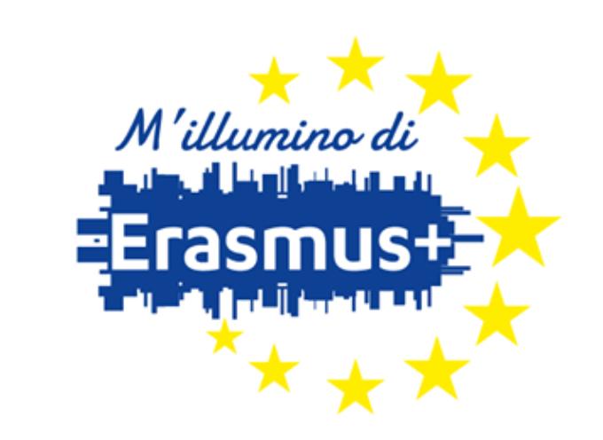"""CASTELNUOVO DI G. –  """"M'illumino d'Erasmus"""