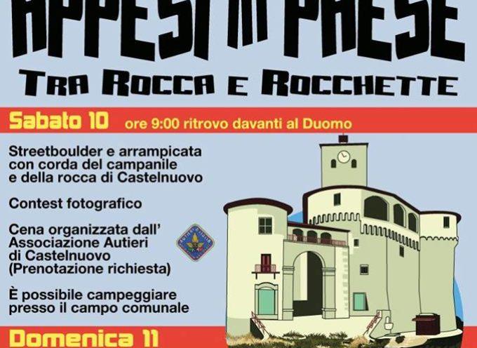 Castelnuovo di Garfagnana si terrà una due giorni dedicata all'arrampicata