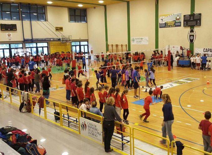 CAPANNORI – Giornata conclusiva di 'Tutti in Gioco'